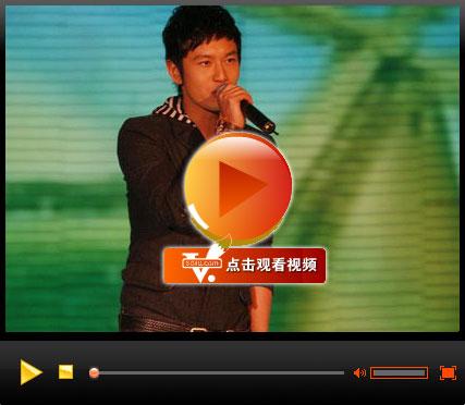 视频:电影十年 黄晓明为媒体演唱《因为有你》