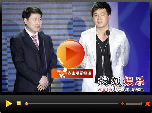 视频:于冬佟大为揭晓电影十年最受欢迎男演员