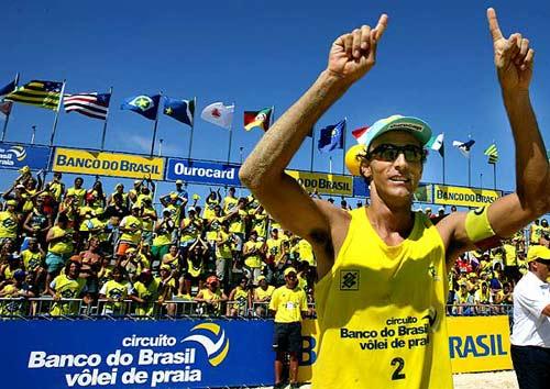 埃曼努埃尔将代表巴西参加北京奥运火炬接力
