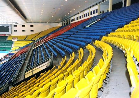 组图:[奥运场馆]首都体育馆 内部外部全景一览