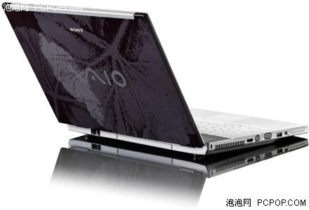 Sony新款笔记本电脑-起价1300美元 索尼发布3款限量时尚本