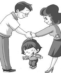 《幼儿全方位培养游戏100例》(1-3岁)