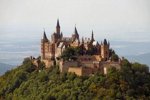 贵族居所 世界十大美丽城堡