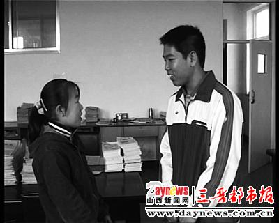 2006年,陈文超看望慧敏