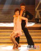 图:《舞林大会》第二季 第一期 1号―胡晴云