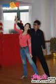 图:《舞林大会2》徐根宝与舞伴认真练习中 - 2