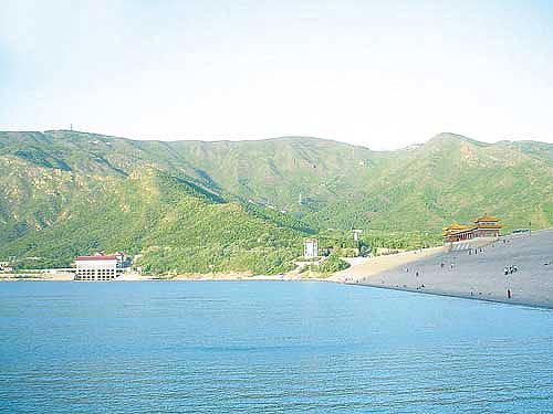 白河堡水库