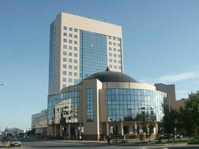 图文:哈萨克斯坦首都阿斯塔纳
