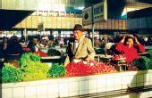 图文:阿拉木图的菜市场
