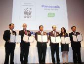 松下与世界自然基金会签署黄海生态区保护项目
