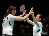 图文:于洋/杜婧痛失女双冠军 韩国组合庆祝
