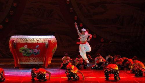 上海歌舞团 中华鼓舞 龙之声