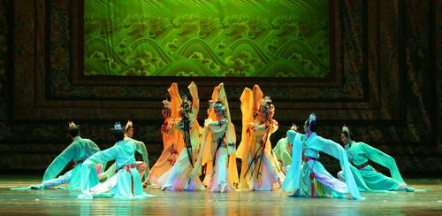 资料图片 上海歌舞团 中华鼓舞 龙之声 33