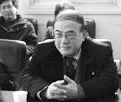刘经南(政协委员、武汉大学校长)