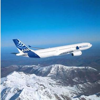 空客A330资料图