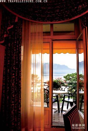 葡萄园少女峰 美食美酒007 不一样的瑞士旅游