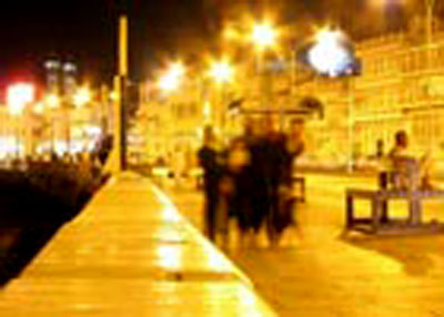 马斯喀特火炬线路解读之二 海滨大道
