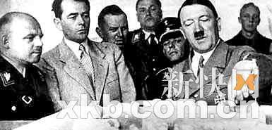 """希特勒梦想打造""""世界之都"""""""