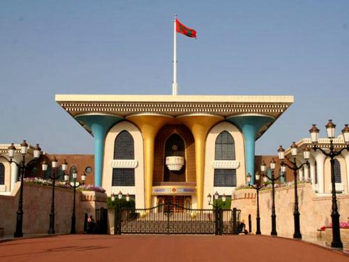 壮丽的王宫苏尔塔宫