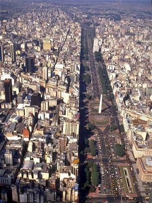 布宜诺斯艾利斯城市名片之十:七九大道