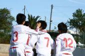 图文:[阿杯]女足6-5葡萄牙 毕妍庆祝进球