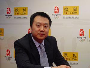 招商银行北京分行零售业务部总经理助理焦炎先生