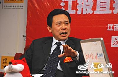 江西全国人大代表京城谈自主创新