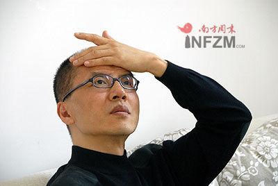 1月29日,陈其钢在北京的家中 阿吉 图