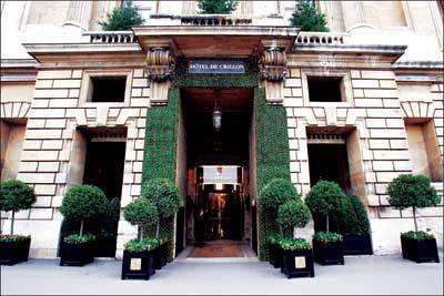 浪漫巴黎旅游指南 奢华浪漫的丽兹酒店