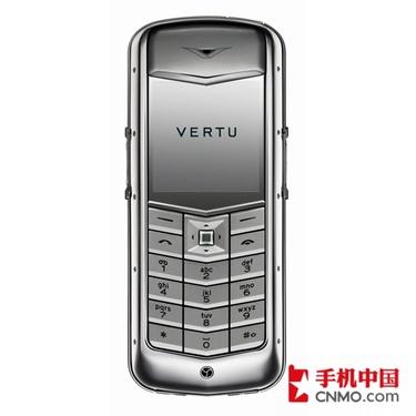 至尊品味 Vertu奢侈手机十周年纪念版赏