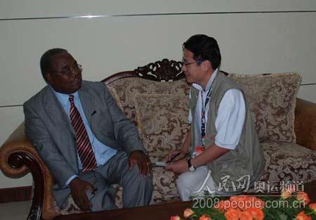 专访赞比亚总统