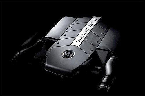 奔驰E级车的24气门V8发动机将会首次匹配在双龙车型上
