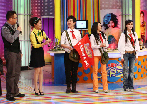 《巷子美客》3月18日电视节目吃喝-搜狐回顾频寺附近上清重庆美食美食图片