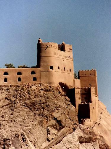 马斯喀特的贾拉利城堡