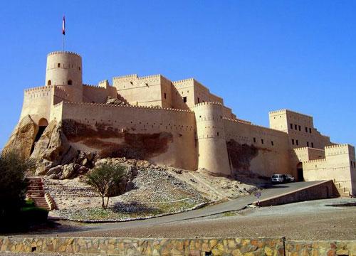 世界遗产名录之一 巴赫莱城堡