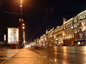 图文:圣彼得堡著名景点- 涅瓦大街