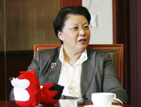 全国人大代表范徐丽泰