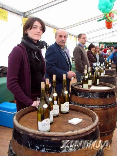 夏布利葡萄酒节