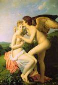 图文:古希腊神话人物油画欣赏--丘比特