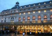 图文:巴黎城市名片 奥赛博物馆