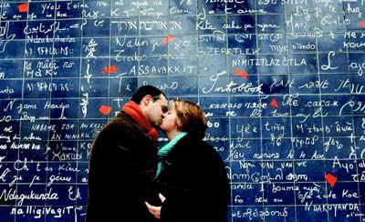 图文:巴黎城市名片 浪漫之都