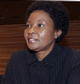 联合国常务副秘书长米吉罗――非洲女性的骄傲