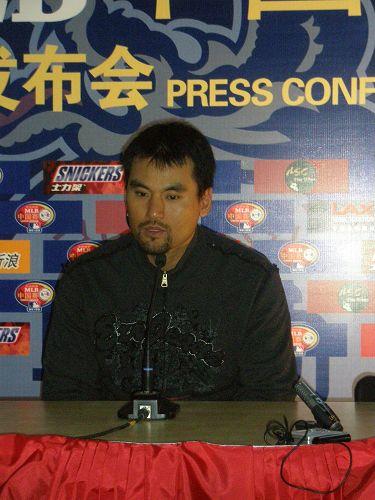 韩国棒球巨星朴赞浩