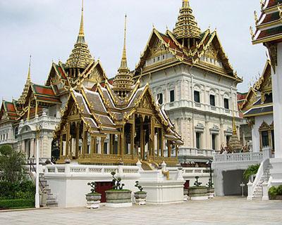 曼谷火炬接力路线解读之大王宫