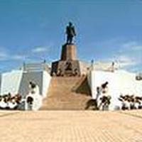 曼谷火炬接力路线解读之五世王纪念碑