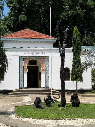 坦桑尼亚国家博物馆(图片来源:坦桑尼亚官方网站)