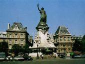 巴黎火炬传递线路解读之 共和国广场