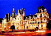巴黎火炬传递线路解读之 巴黎市政厅