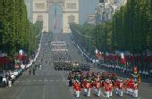 巴黎火炬传递线路解读之 香榭丽舍大街