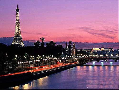 巴黎火炬传递线路解读之 塞纳河